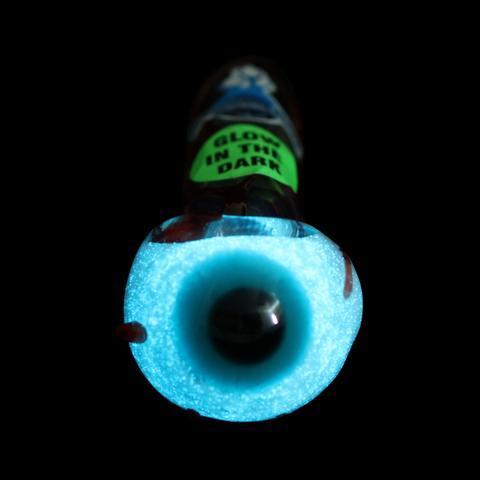 Chameleon Glass – Eyeball Glow In The Dark