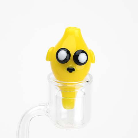 Empire Glassworks – Jake the Dog Carb Cap